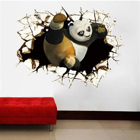 3d stickers for walls wall decor ideas removable 3d wall decals