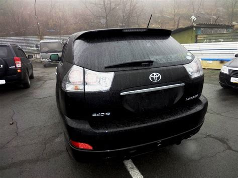 2010 toyota harrier black for 2010 toyota harrier for sale 2400cc gasoline automatic