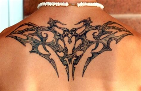 upper back tattoos for men tribal 30 awesome back tattoos for guys creativefan