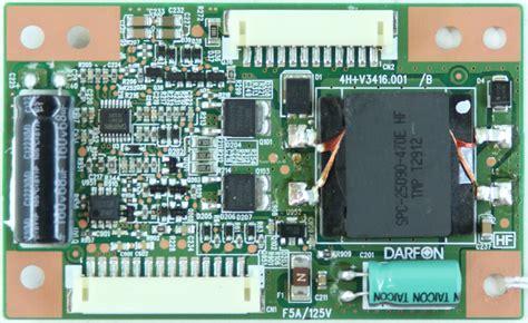 Driver Led Tv lg 42ls5600 led driver board 55 42t23 d01 4h v3416