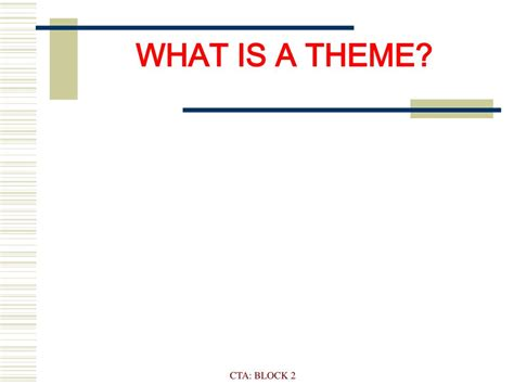 theme analysis definition ppt block 2 thematic analysis powerpoint