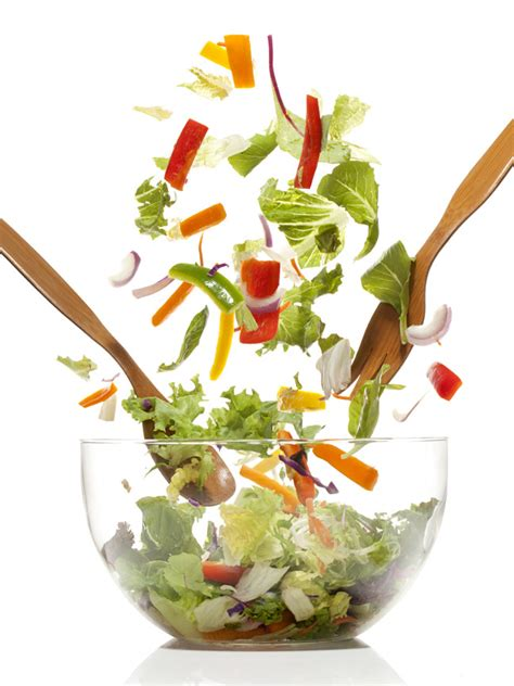 joshua scott tossed salad image for prevention magazine