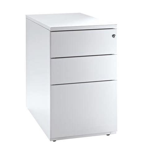 caisson bureau blanc caisson de bureau blanc laque
