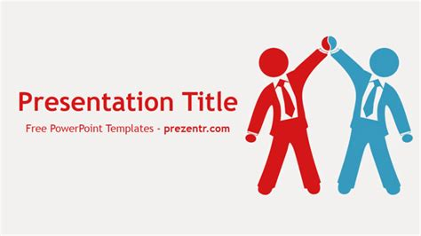 free ppt templates for winners free win win powerpoint template prezentr powerpoint