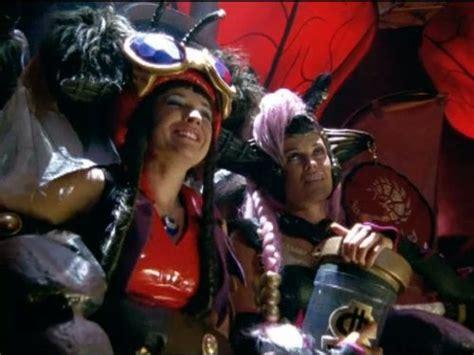 power rangers ninja storm boxing bopp  roo tv episode