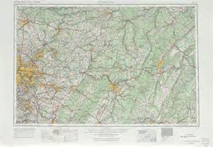 topographic map of pittsburgh topographic maps pa usgs topo 40078a1