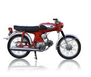 Honda S90 Value Antique Honda Motorcycle S90