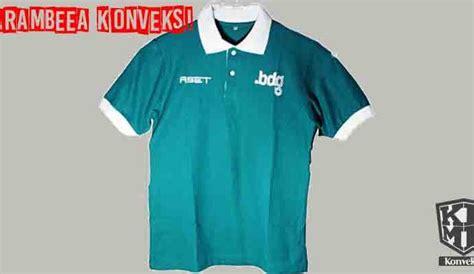 Lacoste Bordir Shirt polo shirt bri konveksi bandung konveksi kaos
