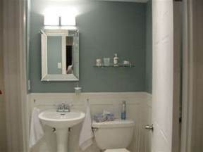 Best Bathroom Paint Colors Benjamin Moore Small Windowless Bathroom Interiors Pinterest Paint