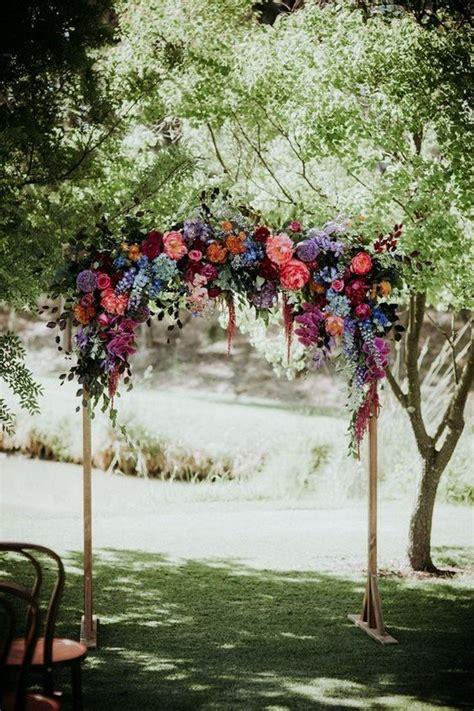 prettiest floral wedding arch decoration ideas page