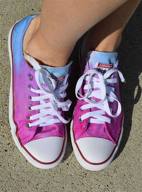 color changing sneakers solar color changing ombre converse sneakers a
