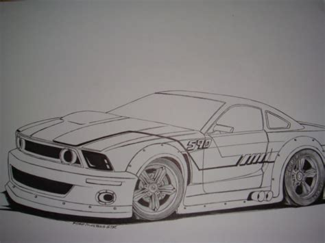 drift cars drawings drift car drawings pictures to pin on pinsdaddy