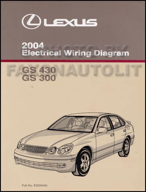 download car manuals 2001 lexus gs navigation system 2004 lexus gs 430 300 navigation system owners manual original