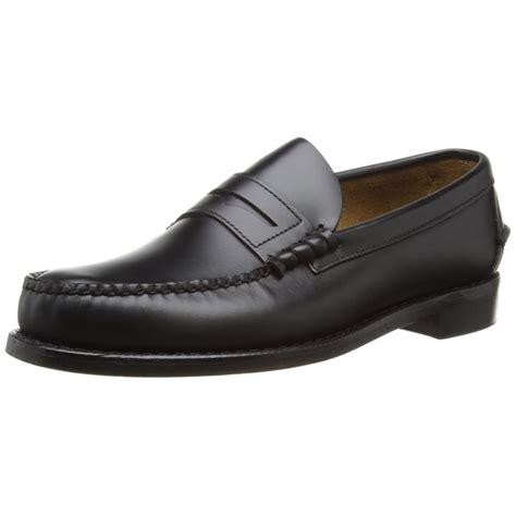 sebago loafer sebago s classic black loafers ebay