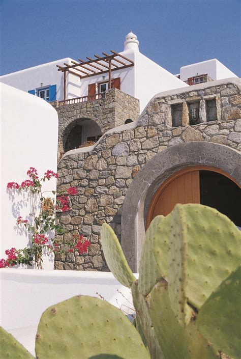 Why Is Architecture Considered Mykonos Architecture Is Considered A Work Of