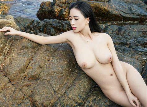 Huang Ke Hot Asian Model Nude Chinese Model Cosplay Asian