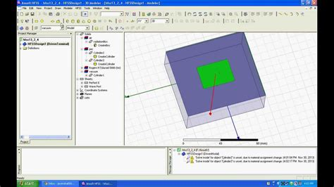 hfss spiral inductor tutorial inductor simulation in hfss 28 images application of ferrite nanomaterial in rf on chip