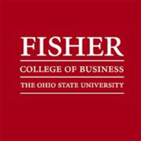 Ohio Mba Finance by Fisher College Of Business