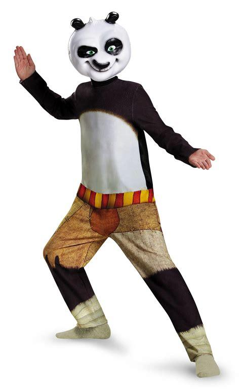 Boy Kungfu Panda panda po kung fu boys costume 17 99 the costume land