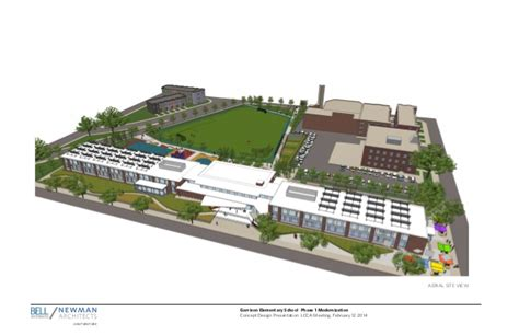 design concept for school garrison elementary school concept design presentation