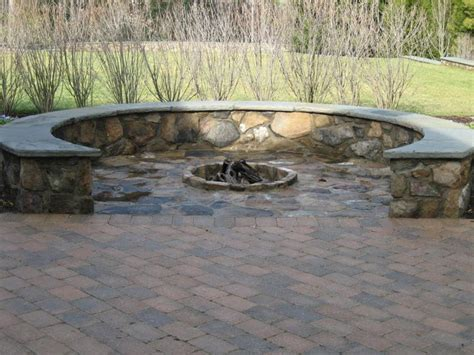 backyard cfire pit pin fire pits diy plans pit photos gallery on pinterest