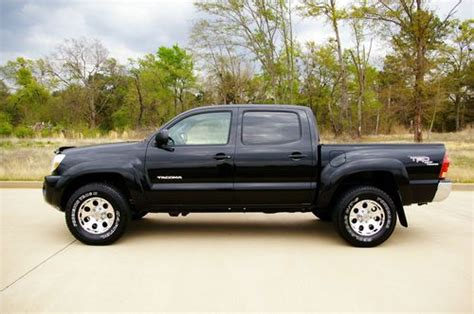2008 Toyota Tacoma 4 Door For Sale Purchase Used 2008 Toyota Tacoma Trd Offroad 4x4 Crew Cab