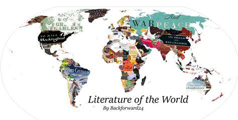 libro mapping the second world el mapa creado con los mejores libros de cada pa 237 s
