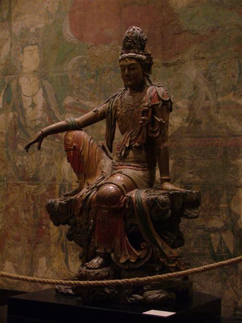 Teh Guan Yin file liao dynasty guan yin statue jpg