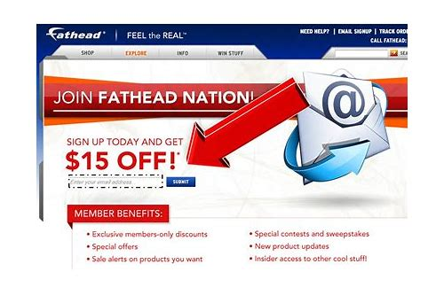 fathead discount coupons
