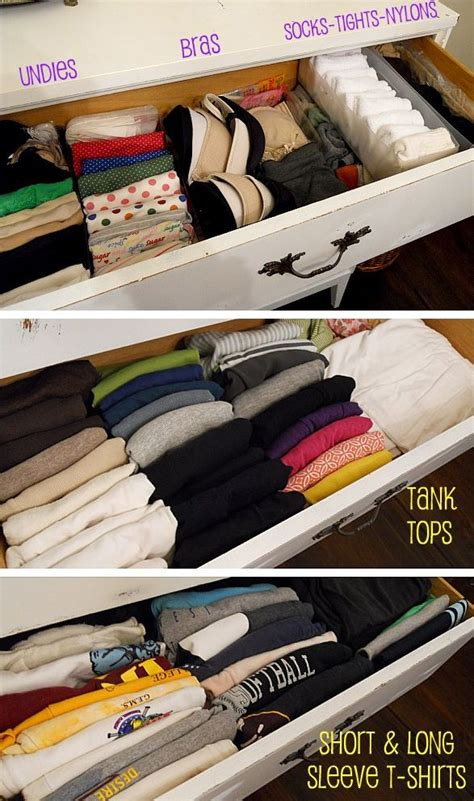 8 Cool Clothes Storage Items by Best 25 Clothing Organization Ideas On