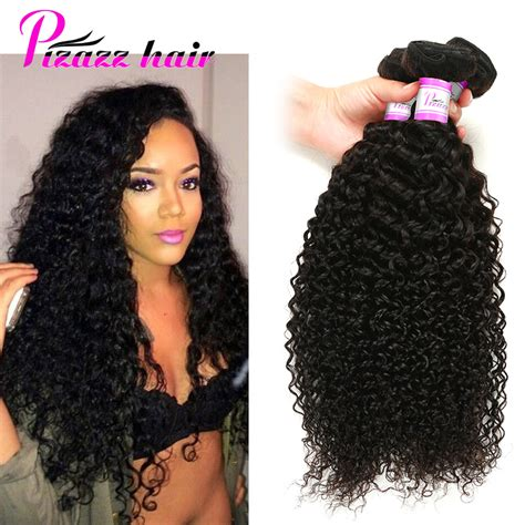 Mongolian Kinky Curly Hair 4 Bundles Kinky Curly Virgin