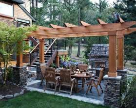 Pergola On A Budget by Back Garden Ideas Inexpensive Backyard Patio Ideas Not