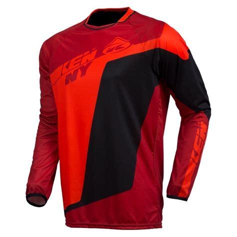 Jersey Thrill Black Orange Ls kenny factory ls jersey black orange xxcycle en