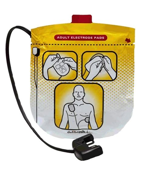 defibtech lifeline view aed aed defibtech view aed pads works with defibtech
