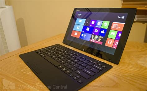 Tablet Sony Vaio Windows 8 review sony vaio tap 11 the windows 8 tablet to beat