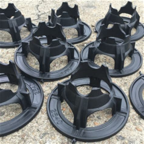 Plastic Concrete Chairs by Plastic Bar Chairs Spacers Australia