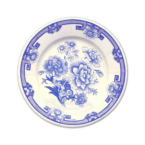 blue and white china l blue and white china luncheon napkins paperstyle