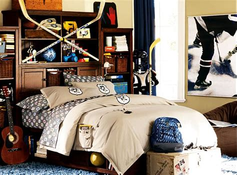 hockey bedroom hockey room decor ideas for boys engaging backyard