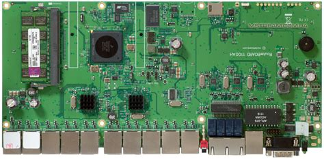 Mikrotik Routerboard 1100 Ah rb1100ahx2 mikrotik routerboard 1100 ahx2 mstream
