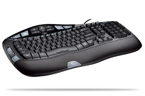 Keyboard Komputer Merk Logitech logitech wave keyboard qwerty prijzen tweakers