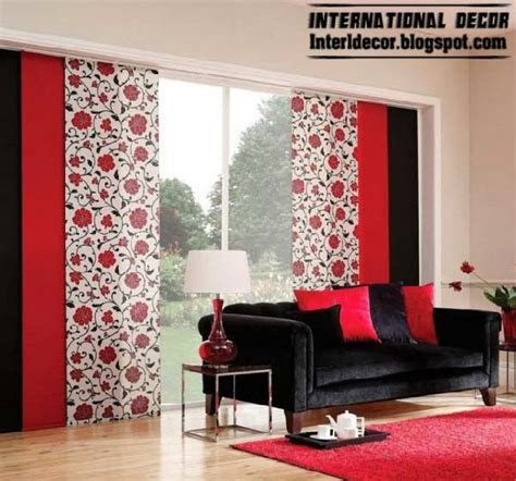 japanese pattern curtains 15 trendy japanese curtain designs ideas for windows 2015