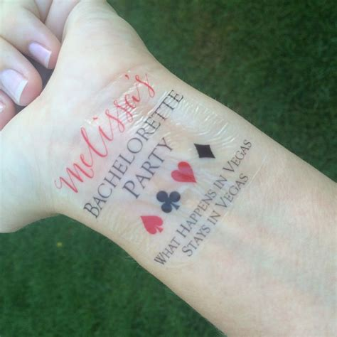 bachelorette party tattoos 17 best ideas about vegas bachelorette on