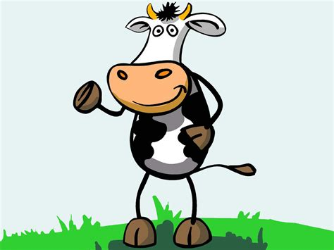 cartoon wallpaper portrait download cartoon cow picture wallpaper 1600x1200 full hd