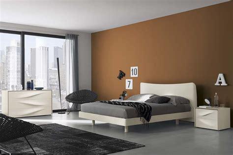 da letto pianca da letto e marrone design casa creativa e