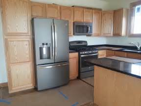 ge kitchen appliance ge slate appliances whisper creek townhomes in mokena appliances pinterest slate kitchens