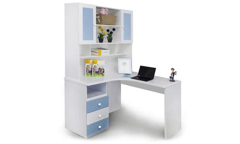 where to buy study table buy collection corner study table blue in