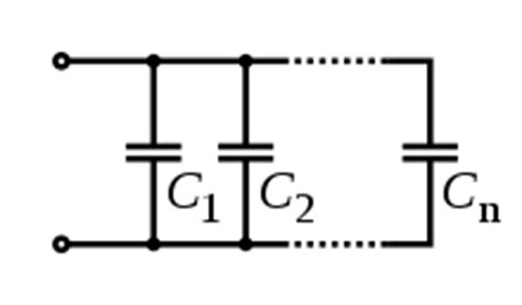 capacitor parallel add capacitance and inductance astrobaki
