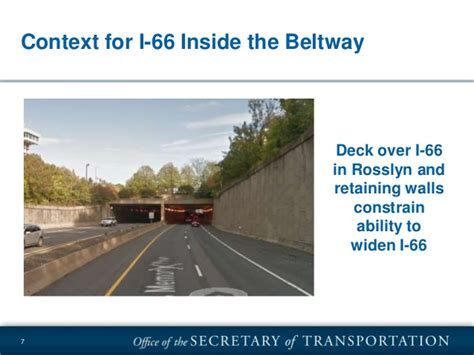 Transform 66: Inside the Beltway I 66 Hov Hours
