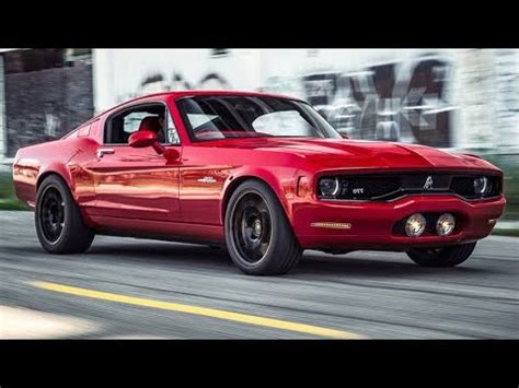 10 new american muscle cars in 2018 upcoming fast cars