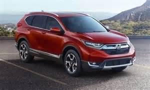 Honda Crv Offers New 2017 Honda Cr V Offers Crisp Design Promises The Best